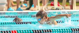 Lietuvos vaikų žiemos plaukimo pirmenybės